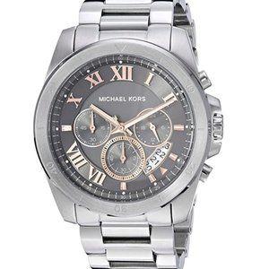 Other - Michael Kors Men's Brecken Analog-Quartz Watch